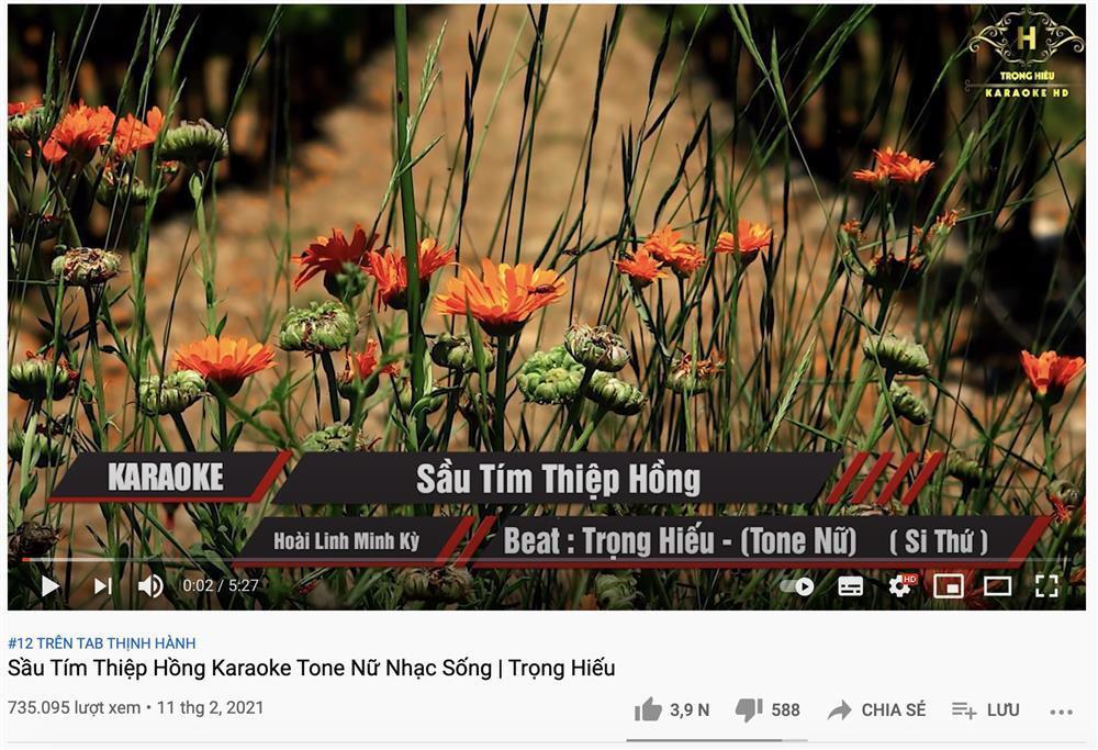 Danh tính 2 ca khúc bất ngờ leo top trending nhờ nhà nhà hát karaoke-1