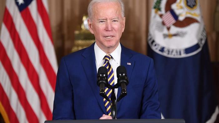 Ông Biden nói Mỹ cần cảnh giác sau khi ông Trump trắng án - 1