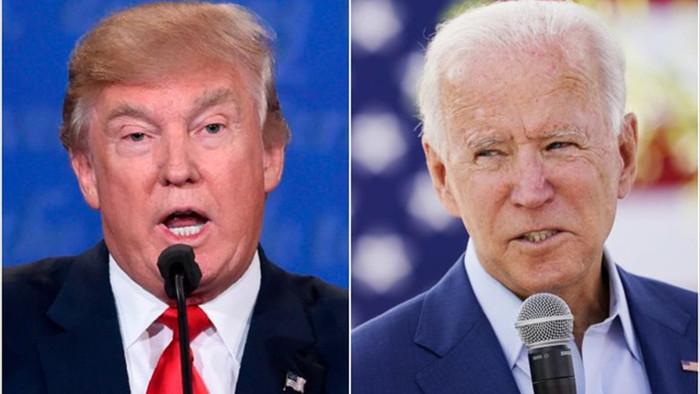 Thầy phong thủy dự đoán năm Tân Sửu của ông Biden, Trump  - 1