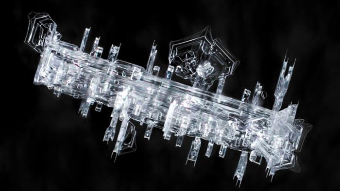 Tuyết là gì mà cấu trúc của nó vẫn làm các nhà vật lý học phải đau đầu - 1