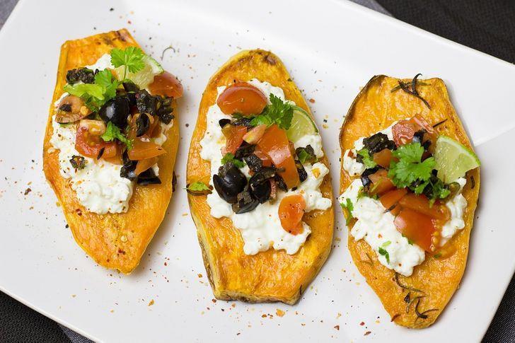 Khoai lang, quả bơ - thực phẩm giúp đốt cháy chất béo, hỗ trợ giảm cân nhanh  - 8