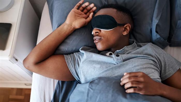 Tại sao chúng ta ngáy to khi ngủ? - 1