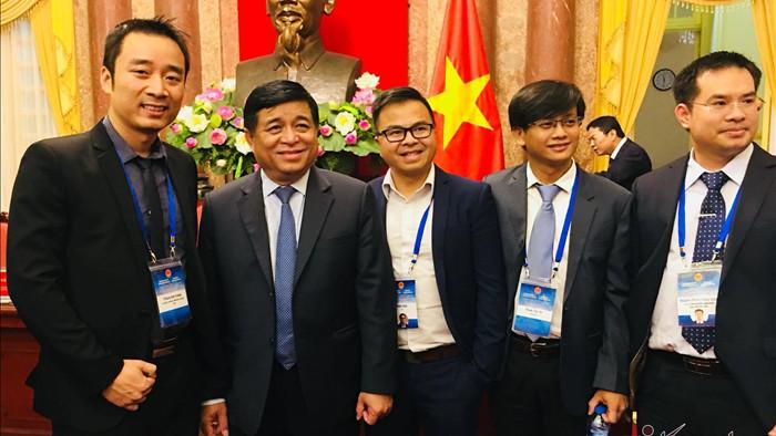 Tiến sĩ người Việt có 15 bằng sáng chế của Mỹ