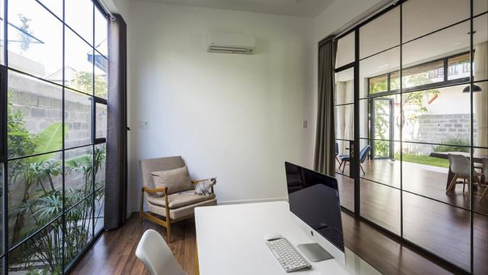 Cuộc sống vui thú điền viên trong căn nhà 3 tầng ngập cây xanh ở Nha Trang - 9
