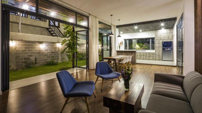 Cuộc sống vui thú điền viên trong căn nhà 3 tầng ngập cây xanh ở Nha Trang - 14