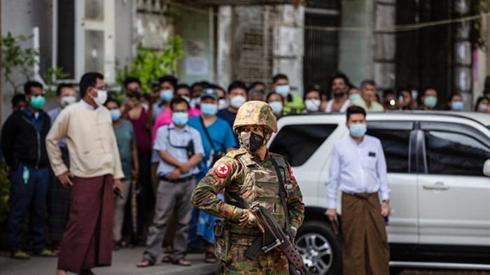Trung Quốc đóng vai trò gì trong đảo chính quân sự ở Myanmar? - 1