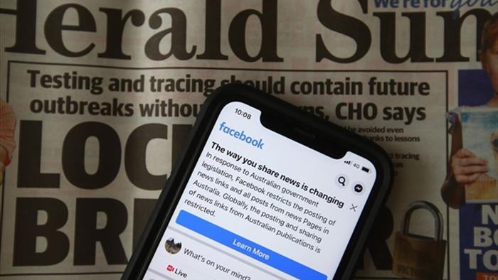 Facebook 'hủy kết bạn' với Australia: Ai cần ai? - 1