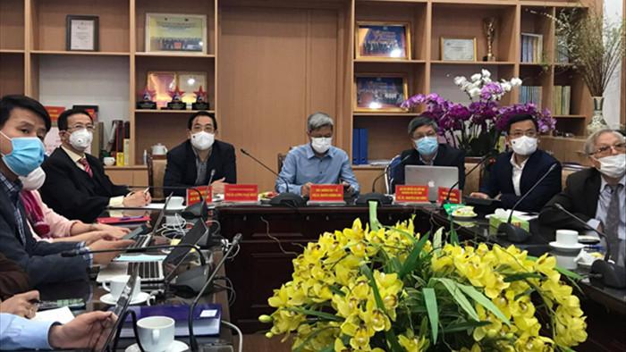 Việt Nam ghi nhận ca bệnh Covid-19 nặng hơn phi công Anh