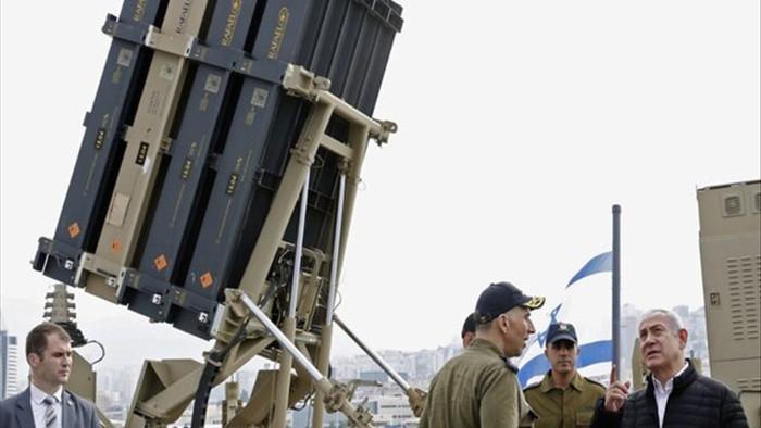 Israel cùng Mỹ phát triển hệ thống phòng thủ tên lửa mới