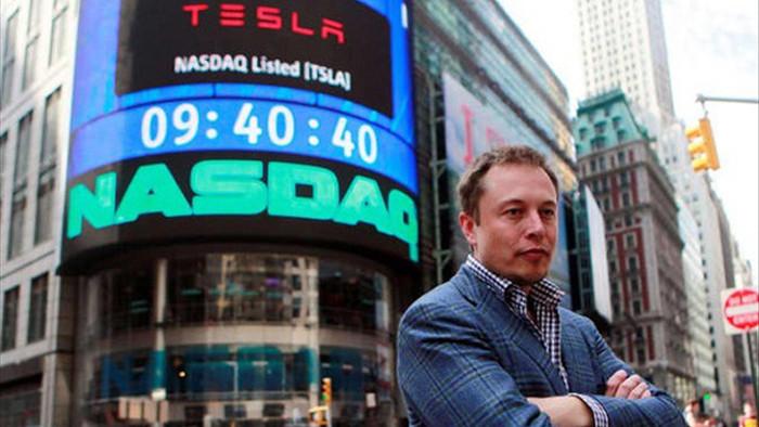 Elon Musk lại giàu nhất thế giới - Ảnh 1.