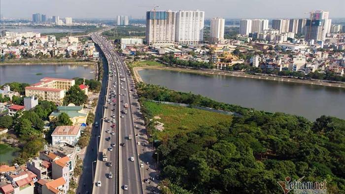 Hà Nội lên tiếng về nguyên nhân triệu m2 đất bãi xe 'đắp chiếu'