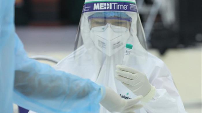 Xuất hiện ca dương tính với SARS-CoV-2 tại Công ty Fuji Bakelite - 1