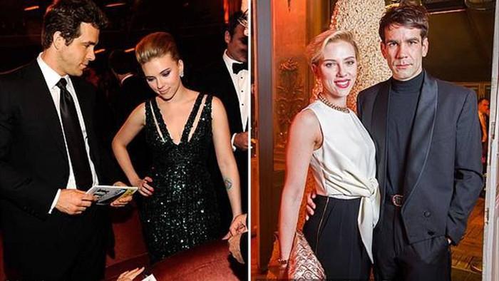 Dấu hiệu khiến minh tinh Scarlett Johansson tự tin ở lần kết hôn thứ 3 - 4