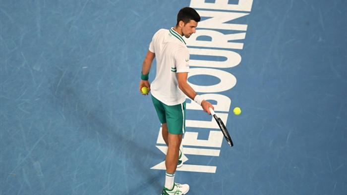 Đè bẹp Daniil Medvedev, Djokovic lần thứ 9 vô địch Australian Open - 2
