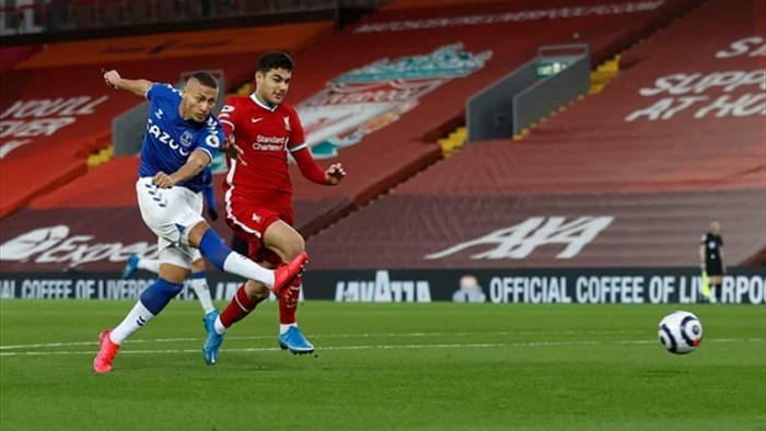 Liverpool thua trắng Everton: Ngày tàn của 'Lữ đoàn đỏ' - 1