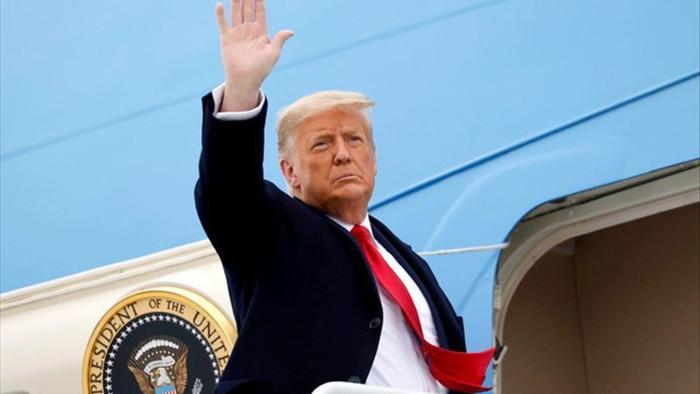 Hé lộ tài sản của ông Trump khi mãn nhiệm - 1