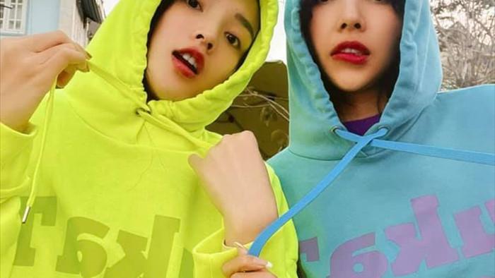Hồng Đăng bên Lương Thu Trang hậu trường 'Hướng dương ngược nắng'