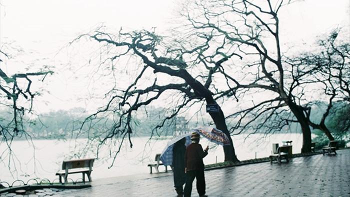 Không khí lạnh tăng cường gây mưa, trời chuyển rét 2 ngày tới - 1