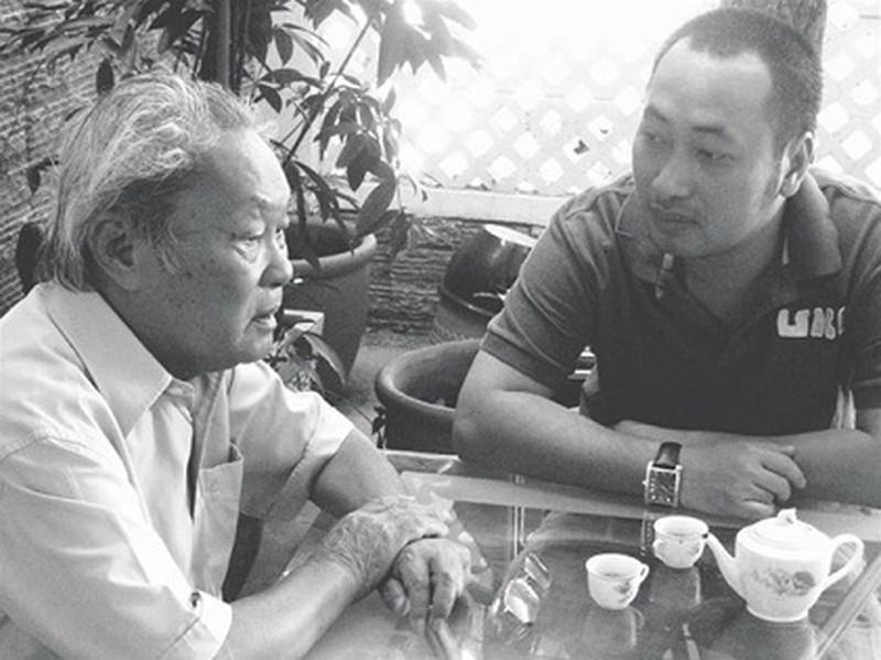 Nguyễn Quang Dũng nhận điểm 4 khi phân tích tác phẩm văn học của bố ruột?-3