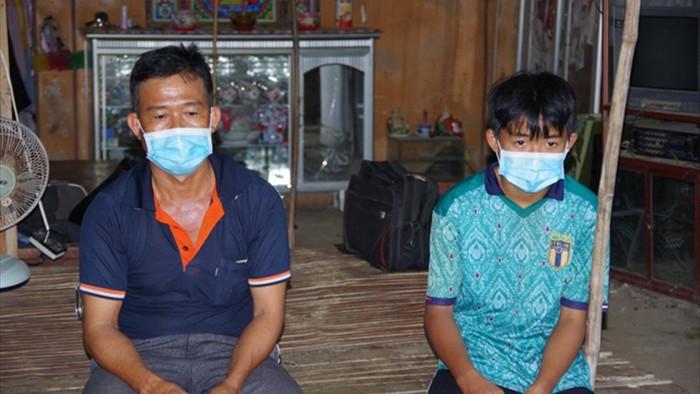 Học sinh lớp 7 cùng cha chở bệnh nhân 2424 khiến cả lớp bị cách ly tại nhà - 1