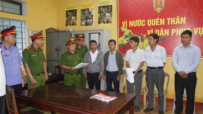 Vì sao nguyên giám đốc Chi nhánh Văn phòng đăng ký đất đai TP Huế bị bắt? - 2