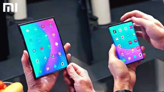 Smartphone màn hình gập đầu tiên của Xiaomi sẽ có tên Mi Mix 4 Pro Max - 1