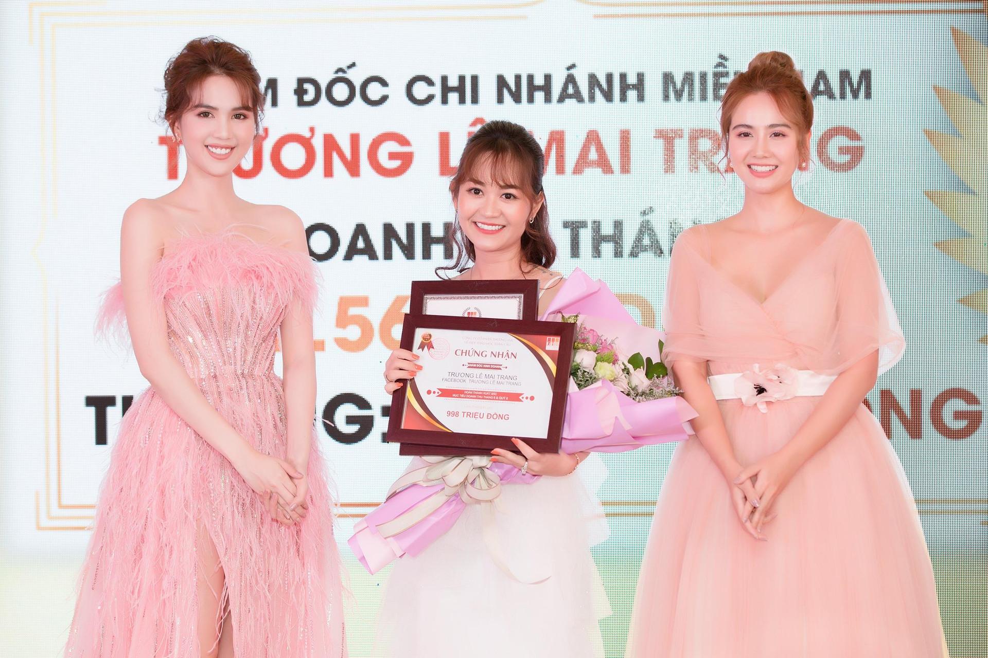 Mai Trang - nữ doanh nhân sắc, tâm, tài - 2