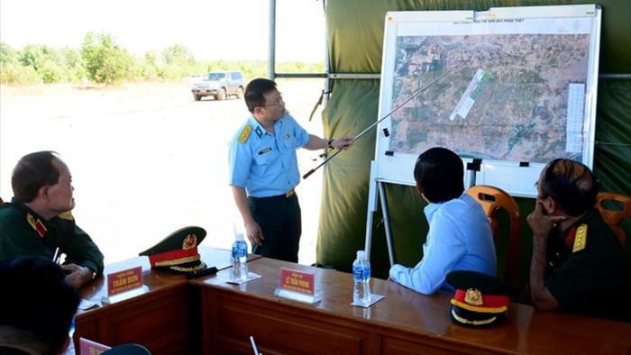 Sân bay Phan Thiết dự kiến khởi công cuối tháng 3 - 1