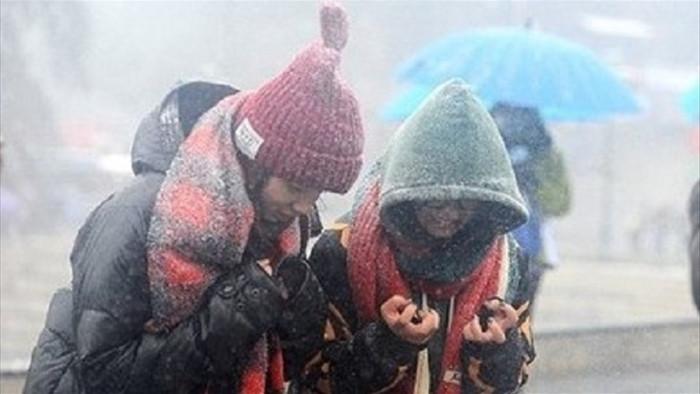 Không khí lạnh tràn về, Bắc Bộ mưa rét đến khi nào? - 1