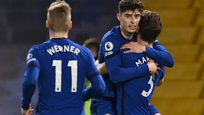 Hạ Everton, Chelsea nối chuỗi trận bất bại lên con số 11 - 1