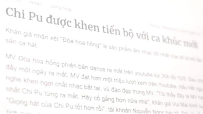 Chi Pu bật khóc vì được Mỹ Tâm khen giọng hát, netizen phản ứng cực gắt với loạt bình luận đọc mà mệt mỏi - Ảnh 5.