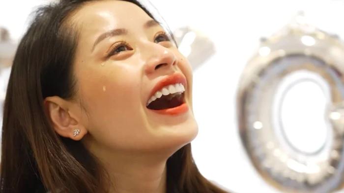 Chi Pu bật khóc vì được Mỹ Tâm khen giọng hát, netizen phản ứng cực gắt với loạt bình luận đọc mà mệt mỏi - Ảnh 3.