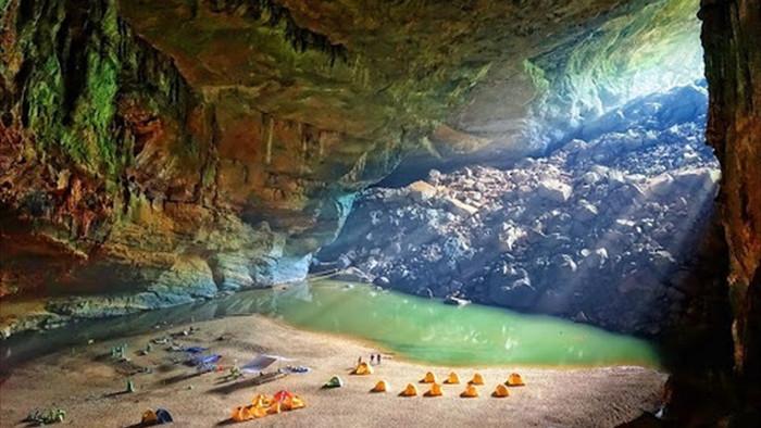 Gần 1.000 du khách đăng ký tham quan, tour khám phá Sơn Đoòng cháy vé - 1