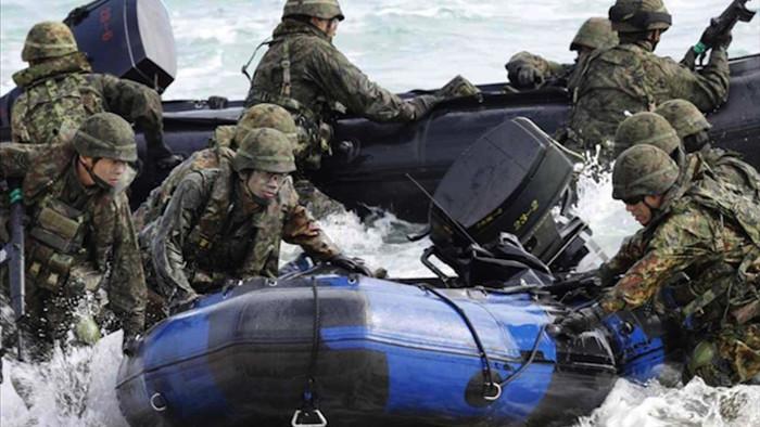 Nhật - Mỹ bàn tập trận chung quanh quần đảo tranh chấp với Trung Quốc