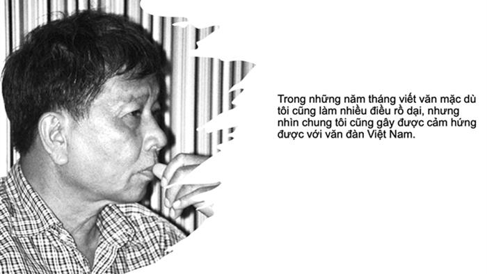 Những phát biểu đáng chú ý của Nguyễn Huy Thiệp về văn chương  - 4