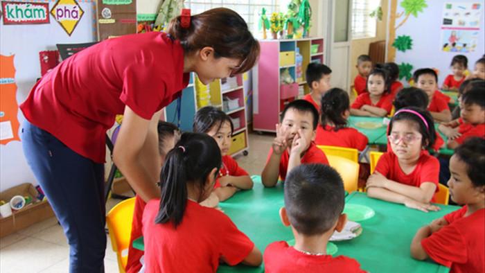 TP.HCM chi 20 tỷ, giáo viên mầm non vừa ra trường được 6 triệu/tháng