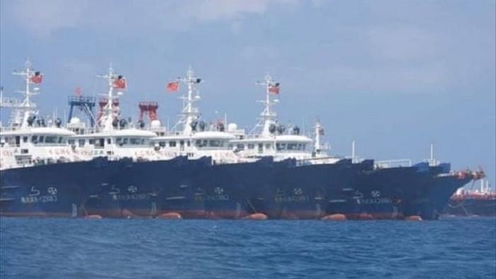 Hoạt động của tàu Trung Quốc ở Trường Sa xâm phạm chủ quyền Việt Nam - 1