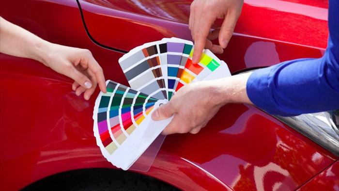 Thủ tục đổi màu sơn ô tô không quá phức tạp, đừng để bị phạt - 1