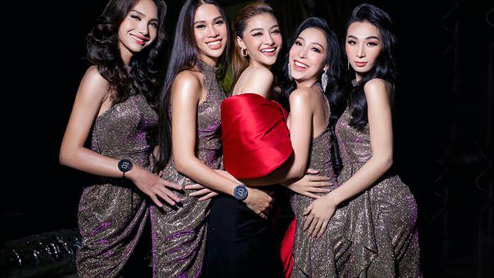 Lần đầu trong lịch sử Hoa hậu Hoàn vũ VN có dàn mỹ nhân chuyển giới gắt thế này: Người thi quốc tế, người so eo với cả Ngọc Trinh - Ảnh 8.