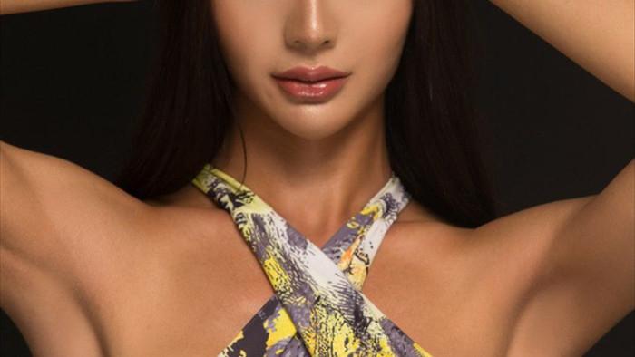 Lần đầu trong lịch sử Hoa hậu Hoàn vũ VN có dàn mỹ nhân chuyển giới gắt thế này: Người thi quốc tế, người so eo với cả Ngọc Trinh - Ảnh 10.