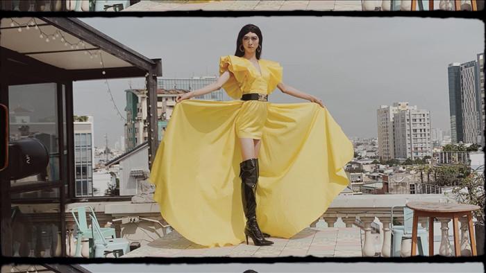 Lần đầu trong lịch sử Hoa hậu Hoàn vũ VN có dàn mỹ nhân chuyển giới gắt thế này: Người thi quốc tế, người so eo với cả Ngọc Trinh - Ảnh 14.