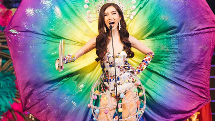 Lần đầu trong lịch sử Hoa hậu Hoàn vũ VN có dàn mỹ nhân chuyển giới gắt thế này: Người thi quốc tế, người so eo với cả Ngọc Trinh - Ảnh 3.