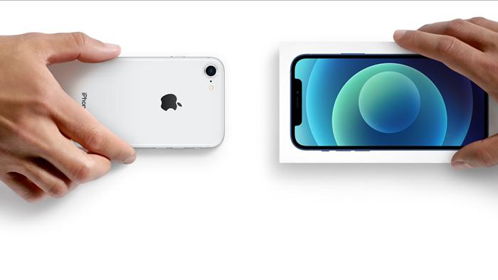 Apple mở chương trình thu smartphone Android cũ lấy iPhone mới, đổi đi chờ chi! - Ảnh 1.