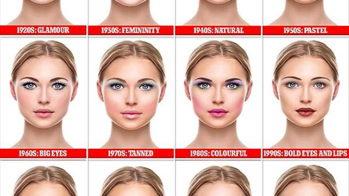 100 năm họa mặt của phụ nữ - 1