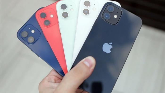 iPhone 12 qua sử dụng ồ ạt về Việt Nam, giá từ 17 triệu đồng - 1