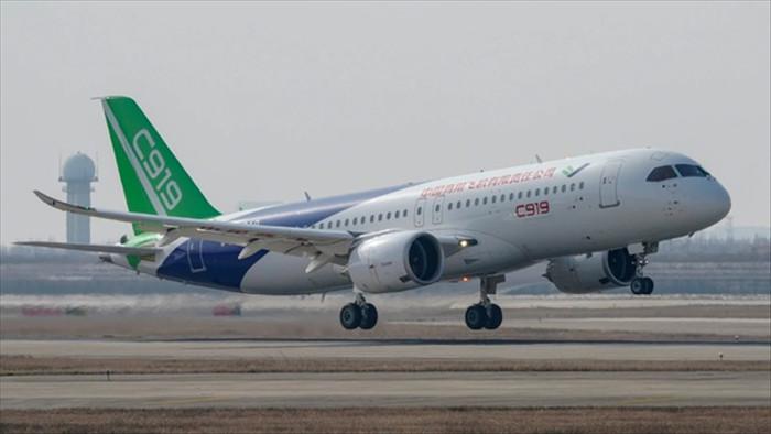 Mỹ để mắt tới tham vọng thành cường quốc hàng không của Trung Quốc - 1