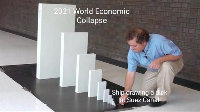 Dân mạng hiến kế giải cứu kênh Suez bằng loạt ảnh chế hài hước - 10