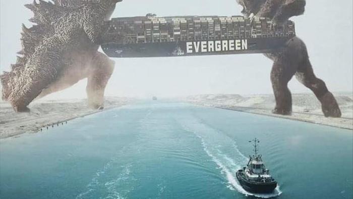 Dân mạng hiến kế giải cứu kênh Suez bằng loạt ảnh chế hài hước - 2
