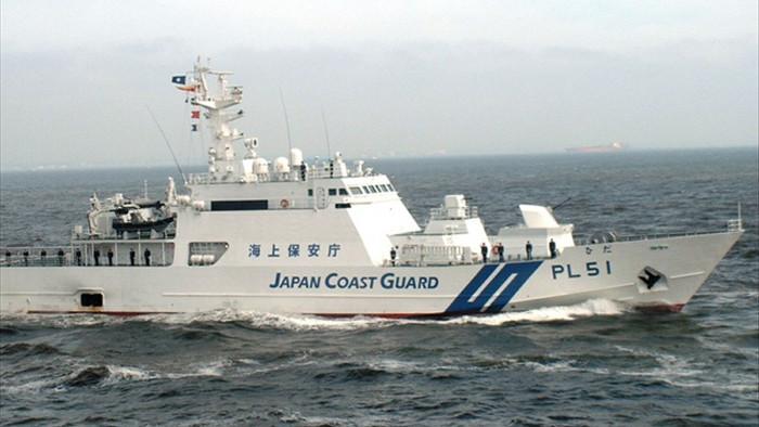 Nhật Bản điều tàu ngăn chặn hải cảnh Trung Quốc áp sát tàu cá - 1