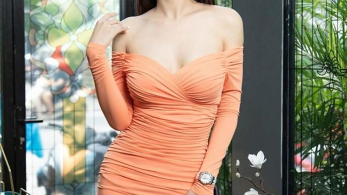 Ảnh: Vẻ đẹp nóng bỏng của Hoa hậu Mai Phương Thúy tuổi 33 - 7
